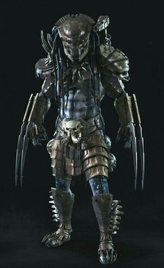 Top 10 Predator Clans from the Predator franchise, including the Lost Tribe, Elite Clan, Killer Predator Clan and the Super Predator Clan Alien Vs Predator, Predator Costume, Predator Cosplay, Predator Action Figures, Predator Mask, Predator Movie, Predator Figure, Alien Concept Art, Armor Concept