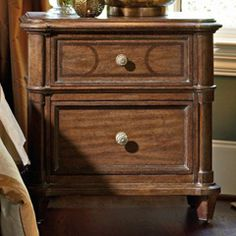 Stanley Furniture Archipelago Calypso Nightstand SF1861380
