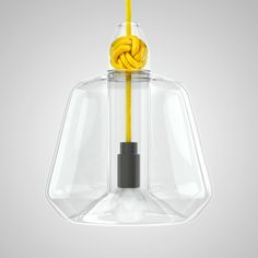decovry.com - Vitaminliving | Knot Lamp Large Geel