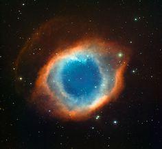Nebulosa Helix  - Fotografo - STAMPA SU TELA € 22,59