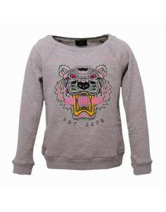 Door Kenzo geïnspireerde meisjes sweater van My Brand