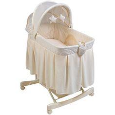 The bassinet!