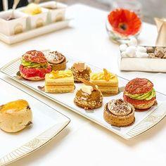 The Landmark London ( Winter Garden Restaurant, London Instagram, London Landmarks, Afternoon Tea, Cheesecake, Videos, Desserts, Photos, Food
