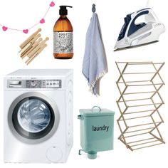 Winter Laundry Inspiration | Made From Scratch Laundry In Bathroom, Turkish Towels, Home Kitchens, Washing Machine, Home Accessories, Home Appliances, Winter, House, Inspiration