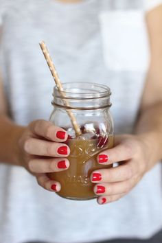 Holiday spiked cider
