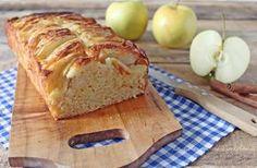 Una dolce morbido e delicato che profuma dei dolci che ci preparava la nonna: il Plumcake alle mele, senza burro e olio ma buonissimo