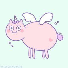 simple unicorn drawing - Google Search