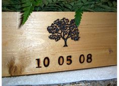 wooden crates for centerpieces | ... Centerpiece : wedding centerpieces diy hydrangea winery wood Tree Side