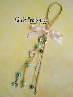 Little Treasures Handmade: Χειροποίητα γούρια... χορηγοί θετικής ενέργειας!!!