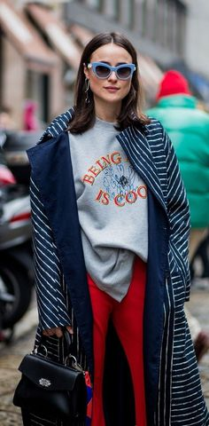 We're loving the street-style looks from fashion month. See what your favorite fashion bloggers and It girls alike were wearing, and how YOU can copy their looks