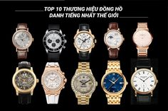 Nhà Phân phối nguồn hàng đồng hồ đeo tay   Cần Giuộc Vacheron Constantin, Patek Philippe, Audemars Piguet, Tag Heuer, Phan, Rolex, Watches, Accessories, Wristwatches