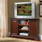 "30+ in Stock Overall: 32"" H x 49.63"" W x 20"" D $363 cherry Found it at Wayfair - Corner TV Stand"