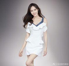 Korean Fashion, Trendy Fashion, Womens Fashion, Liu Shishi, Tiffany Tang, Li Bingbing, Gong Li, Angelababy, Heaven Sent
