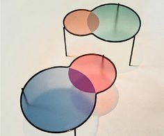 Tables inspired by Venn diagrams and fresh snowfall, lighting inspired by flying kites and Sherlock Holmes. Four talented designers pool their talents and form Outofstock, an integrated studio whose product designs feature imaginative, functional, beautiful modern furniture and lighting.