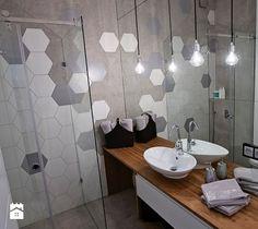 Łazienka, styl industrialny - zdjęcie od KRUBA DESIGN