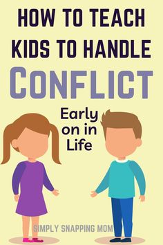 Gentle Parenting, Kids And Parenting, Parenting Hacks, Social Emotional Activities, Emotions Activities, Teaching Kids, Kids Learning, Conflict Resolution Skills, Affirmations For Kids