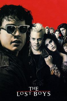 The Lost Boys - probably the best 80's movie ever!