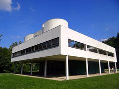Ville Savoye: de Le Corbusier, um dos maiores arquitetos do século X