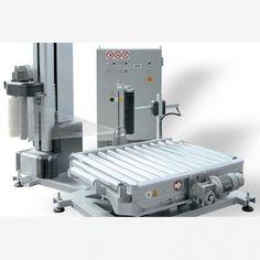 Vollautomatischer Drehteller-Stretchwickler PX 3000