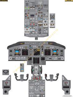 Threshold Aviation - Boeing 737-800 Poster, CA$ 34.95 (http://www.thresholdaviation.com/products/Boeing-737%2d800-Poster.html/)