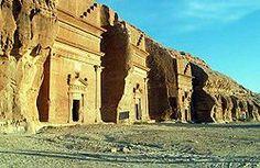 Sitio arqueológico de Al Hijr – Madain Saleh