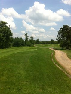 Rolling Meadows Hole 16 from the white tees