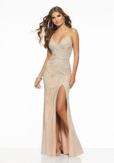 09e16c1c79f Morilee+Prom+43001+-+43001 Nude Party Dresses