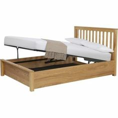 Living Ultimate Storage Double Bed Frame From Homebase Co
