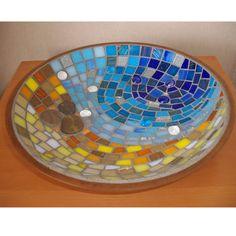 Seaside mosaic bowl £85.00