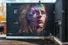 fachadas para pintar graffiti - Buscar con Google
