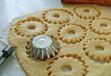 Vánoční máslové sušenky s jemnou připravené jen ze 4 ingrediencí!