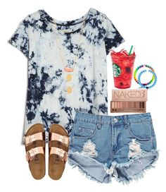 shopping by alexatesh on Polyvore featuring polyvore, moda, style, Current/Elliott, Boohoo, TravelSmith, Jennifer Zeuner, Everest, Kendra Scott, Urban Decay, fashion and clothing