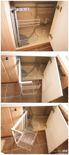 Turn the corner cabinets kitchen cabinets baskets, corner like asking too little…