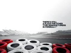 Bridgestone:  Old tyres