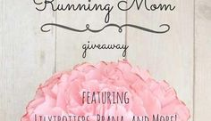 Mother's Day Running Mom Gift Giveaway (Lilytrotters) | Suzlyfe