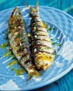 Dietista natural | SARDINAS CRUJIENTES AL HORNO (sin el ajo)