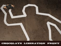 The Chocolate Liberation Front, a boutique entertainment company, based in Australia and Canada