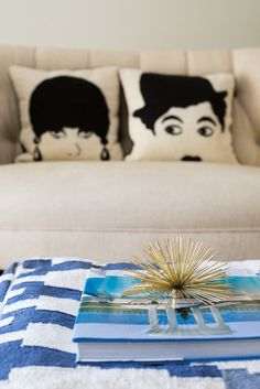 Jacey & Grants Modern Eclectic House  House Tour