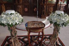 λαμπάδες με γυψοφιλη σε βάσεις από λευκά θαλασσοξυλα..Δεξίωση | Στολισμός Γάμου | Στολισμός Εκκλησίας | Διακόσμηση Βάπτισης | Στολισμός Βάπτισης | Γάμος σε Νησί & Παραλία...