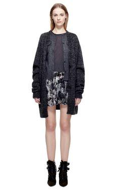 Tagus Cardigan by Isabel Marant for Preorder on Moda Operandi $1005