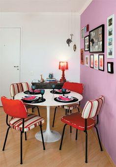 Mesa de jantar Tulipa Saarinen