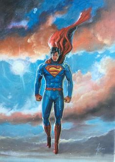 Superman by Rudy Ao *
