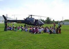 Kids Safety Scenes - Delaware Ohio Fairground