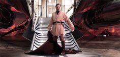 Satine Kryze in Revenge of the Sith | The Obi-Wan Kenobi and Satine Kryze Palace