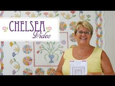 Ep 1 How to Sew Hexagons - Sue Daley's Shape Up English Paper Piecing School - YouTube