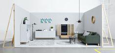 Black Red White, TV Box Moko  #brw #blackredwhite #furniture #retro #interior #interiordesign #inspiration #home #homeinspiration #design #homedecor #decoration #homedecoration