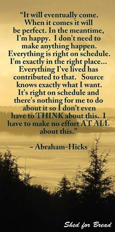 Abraham Hicks - Law of attraction www.loapower.net/...