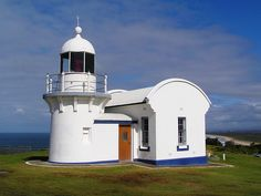Lighthouse at Crowdy Head, NSW, Australia - Explored by crafty1tutu (Ann), via Flickr