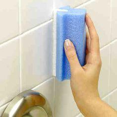 Cómo limpiar una ducha sucia rápidamente #limpieza #facil #mejorremedio