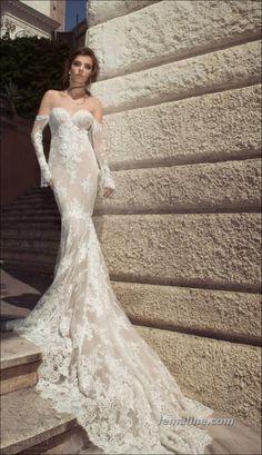 187 ideas for spring wedding dresses 2017 (7)